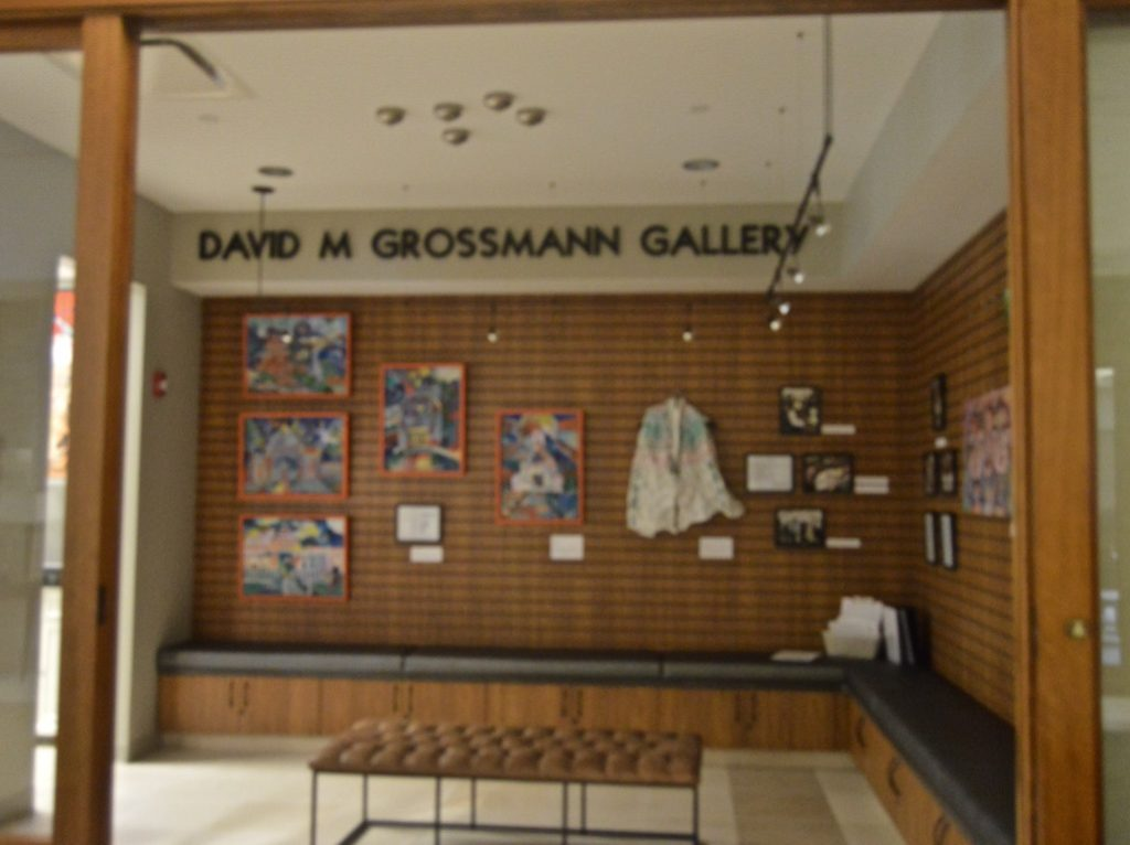 Art Connects Gallery at Am Shalom